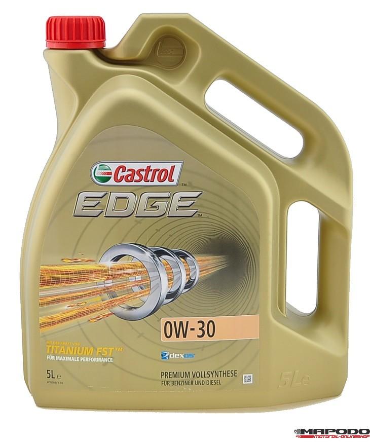 Castrol EDGE FST 0W-30 | 5 ltr.