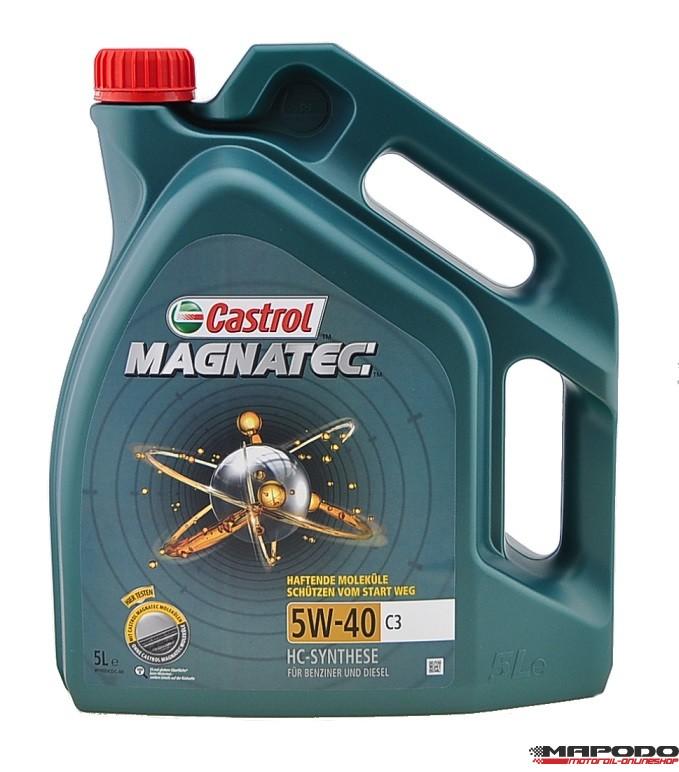Castrol MAGNATEC 5W-40 C3 | 5 L