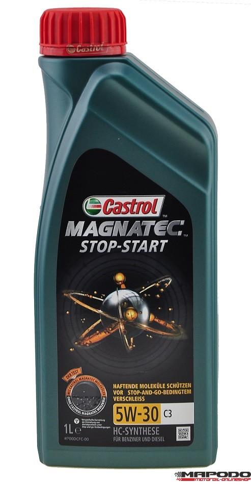 Castrol Magnatec Stop-Start C3,  5W-30 | 1 ltr.