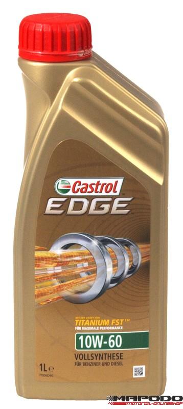Castrol EDGE Titanium FST 10W-60 | 1 ltr.