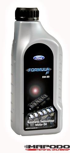 Ford Motoröl Formula F, 5W-30, car manufacturers own brand | 1 L