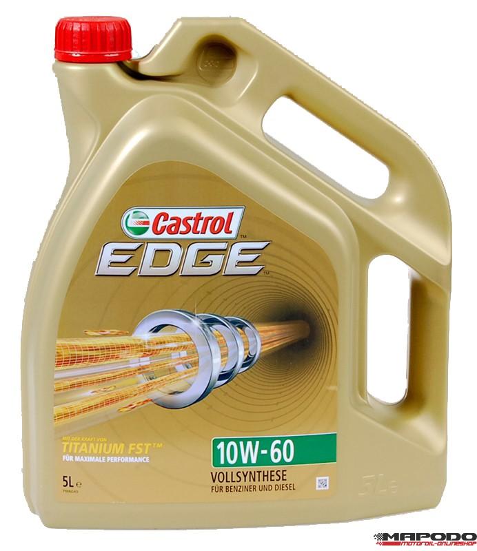 EDGE 10W-60 FST