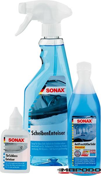 SONAX WinterFitSet   dreiteilig