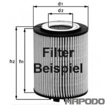 OX 387 D Eco / Öl-Filtereinsatz