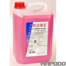 ROWE Hightec ANTIFREEZE AN-SF 12 Plus (purple-colored) | 5 L