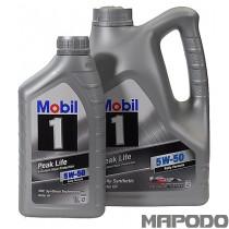 Mobil 1 Peak Life 5W-50