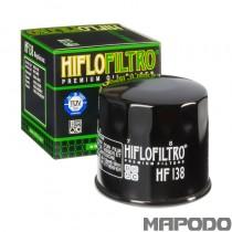 HF 138 Ölfilter HIFLOFILTRO