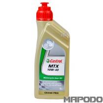 Castrol MTX 10W-40, Motorcycle Gearbox Oil | 1 Ltr.