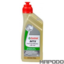 Castrol MTX Full Synth. 75W-140 Motorcycle Gearbox oil | 1 Ltr.