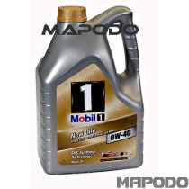 Mobil 1 New Life 0W-40, 5 Ltr.