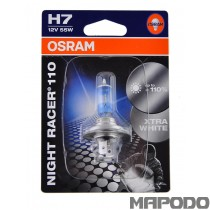 Osram Night Racer H7 +110% more light