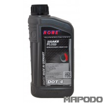 ROWE HIGHTEC Brake-Fluid DOT 4 | 1L
