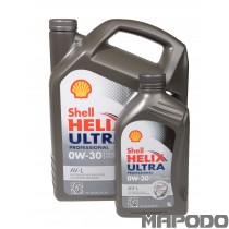 Shell Helix Ultra Professional 0W-30 AV-L (VW 504.00/507.00)