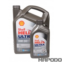 Shell Helix Ultra Professional 5W-30 AG (GM, Dexos 2)
