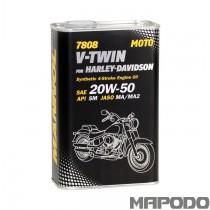 Mannol V-Twin for Harley-Davidson API SM