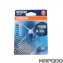 Osram 2825HCBI-02B W5W W2.1x9.5D  Cool Blue Intense